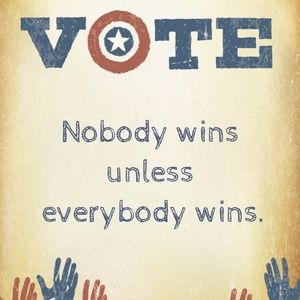 Every vote really does count.